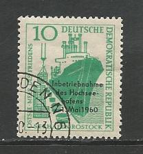 Buy German DDR Used Scott #500 Catalog Value $.35
