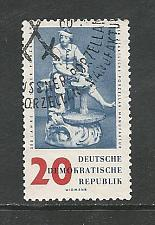 Buy German DDR Used Scott #507 Catalog Value $.25