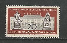 Buy German DDR Used Scott #522 Catalog Value $.25