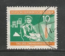 Buy German DDR Used Scott #526 Catalog Value $.25