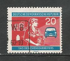 Buy German DDR Used Scott #527 Catalog Value $.25