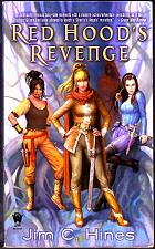 Buy Red Hood's Revenge (Princess Novel #3) by Jim C. Hines 2010 Paperback Book - Very Goo