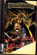 Buy Pool of Radiance (Forgotten Realms) by James M. Ward Paperback Book - Acceptable