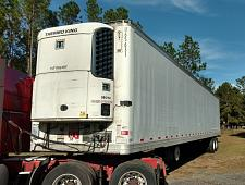 Buy 2010 Great Dane CTL 114-11053 Thermo King Reefer Trailer