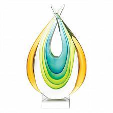 Buy *18857U - Art Glass Statue
