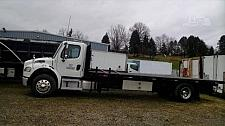 Buy 2014 Freightliner Business Class M2 106 Straight Truck