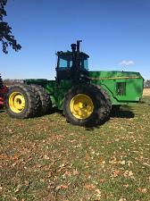 Buy 1996 John Deere 8970 Tractor