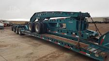 Buy 2006 Cozad 75 Ton Trailer