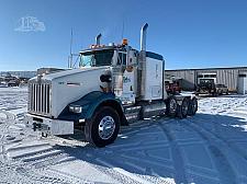Buy 2010 Kenworth T800 Semi Tractor