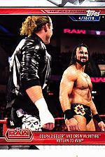 Buy Dolph Ziggler & Drew McIntyre #U8 - WWE Topps 2019 Wrestling Trading Card