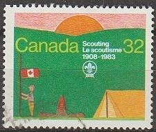 Buy [CA0993] Canada: Sc. no. 993 (1983) Used Single