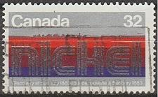 Buy [CA0996] Canada: Sc. no. 996 (1983) Used Single