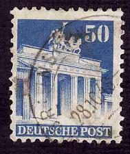 Buy German Used Scott #652 Catalog Value $1.60