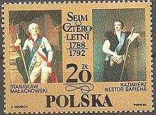Buy [PO2872] Poland: Sc. no. 2872 (1988) MNH Single