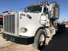 Buy 2013 Peterbilt 367 Tri-Axle Truck