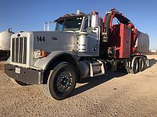 Buy 2012 Peterbilt 367 Hydro Vac Truck