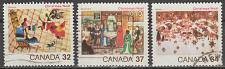 Buy [CA1040] Canada: Sc. no. 1040-1042 (1984) Used Full Set