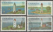 Buy [CA1032] Canada: Sc. no. 1032-1035 (1984) Used Full Set