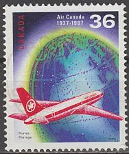 Buy [CA1145] Canada: Sc. no. 1145 (1987) Used Single