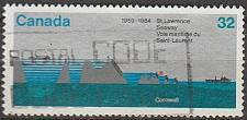 Buy [CA1015] Canada: Sc. no. 1015 (1984) Used Single