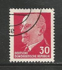 Buy German DDR Used Scott #587 Catalog Value $.25