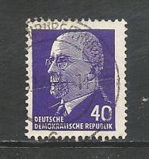 Buy German DDR Used Scott #588 Catalog Value $.25