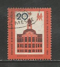 Buy German DDR Used Scott #596 Catalog Value $.25