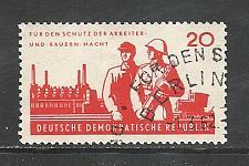 Buy German DDR Used Scott #600 Catalog Value $.25