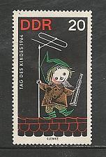 Buy German DDR Hinged Scott #701 Catalog Value $.25