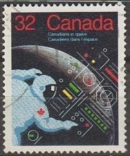 Buy [CA1046] Canada: Sc. no. 1046 (1985) Used Single