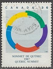 Buy [CA1146] Canada: Sc. no. 1146 (1987) Used Single