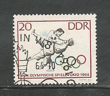 Buy German DDR Used Scott #708 Catalog Value $.25