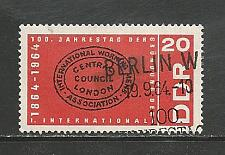 Buy German DDR Used Scott #721 Catalog Value $.25