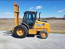 Buy 2014 Case 586H 4x4 Rough Terrain Forklift