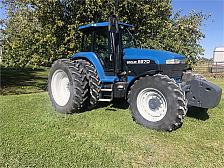 Buy 1995 New Holland 8970 Tractor