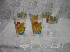 Buy 6 Large Plastic Picnic Soda Tumbler hold 2 1/2 cups liquid