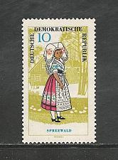 Buy German DDR Hinged Scott #742 Catalog Value $1.45
