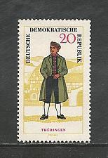 Buy German DDR Hinged Scott #743 Catalog Value $1.45