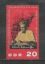 Buy German DDR Hinged Scott #749 Catalog Value $.45