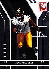 Buy Kendrell Bell #77 - Steelers 2004 Donruss Football Trading Card