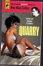 Buy Quarry by Max Allan Collins (Hard Case) 2015 Paperback Book - Very Good
