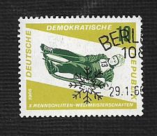 Buy German DDR Used Scott #808 Catalog Value $.25