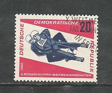 Buy German DDR Used Scott #809 Catalog Value $.25