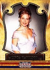 Buy Linda Hamilton #4 - Panini Americana 2011 Trading Card