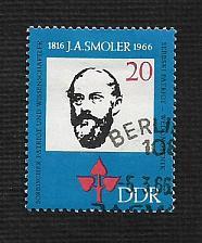 Buy German DDR Used Scott #813 Catalog Value $.25