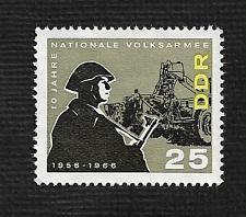 Buy German DDR Hinged NG Scott #818 atalog Value $.80