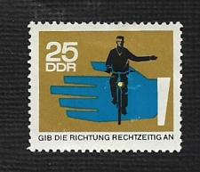 Buy German DDR Hinged NG Scott #823 Catalog Value $.25
