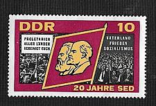 Buy German DDR MNH Scott #826 Catalog Value $.25