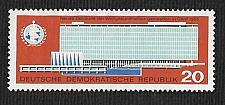 Buy German DDR Hinged NG Scott #830 Catalog Value $.35