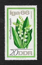 Buy German DDR Hinged Scott #841 Catalog Value $.25